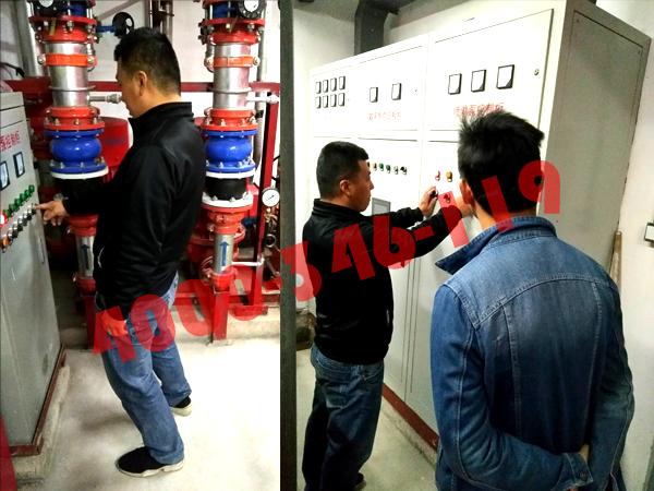 北京<a  data-cke-saved-href=http://www.xiaofangweibao.com href=http://www.xiaofangweibao.com target=_blank class=infotextkey>消防维保</a>泵房日常维护检测